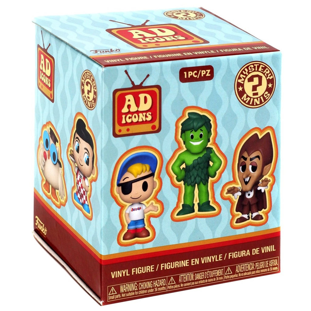 Ad Icons Mystery Minis (1 Blind Box)