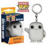 Doctor Who Pocket Pop! Keychain Adipose - Fugitive Toys