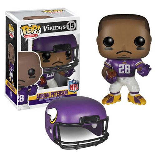 NFL Pop! Vinyl Figure Adrian Peterson [Minnesota Vikings]