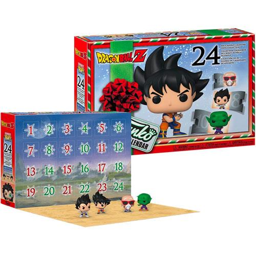 Funko Dragon Ball Z Advent Calendar 2020 [24pcs]