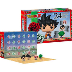Funko Dragon Ball Z Advent Calendar 2020 [24pcs] - Fugitive Toys
