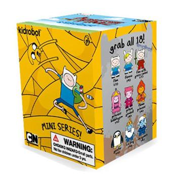Adventure Time x Kidrobot Mini Series: (1 Blind Box)