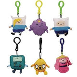 Adventure Time Mystery Plush Clips: (1 Blind Pack)