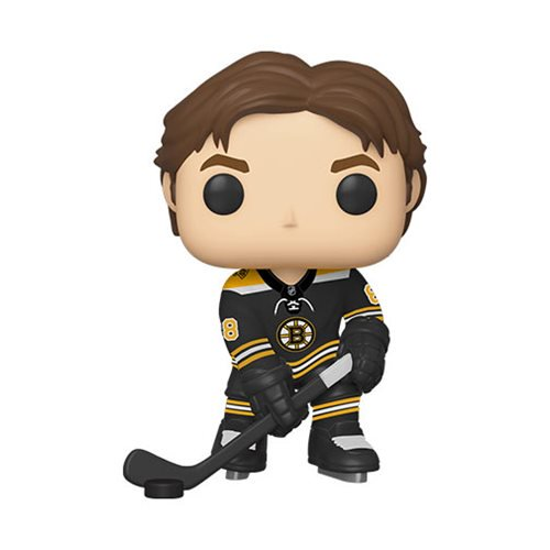 NHL Pop! Vinyl Figure David Pastrnak (Home Jersey) [Boston Bruins]