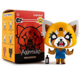Kidrobot x Sanrio Aggretsuko Vinyl Mini Series: (1 Blind Box) - Fugitive Toys