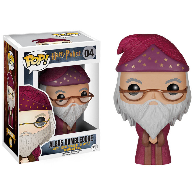 Harry Potter Pop! Vinyl Figure Albus Dumbledore