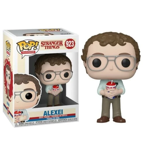 Stranger Things Pop! Vinyl Figure Alexei [923]