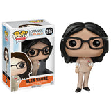 Orange is the New Black Pop! Vinyl Figure Alex Vause