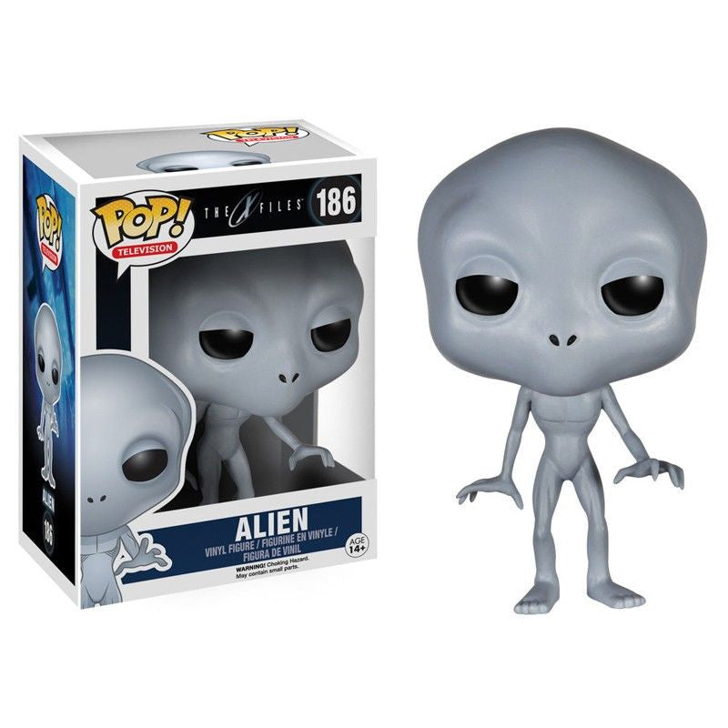 The X-Files Pop! Vinyl Figure Alien