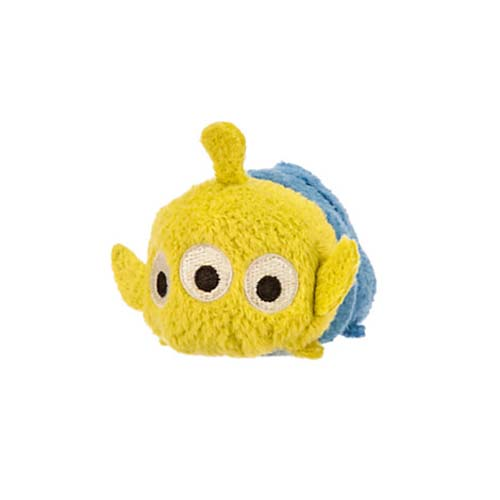 Disney Toy Story Alien Tsum Tsum Mini Plush - Fugitive Toys