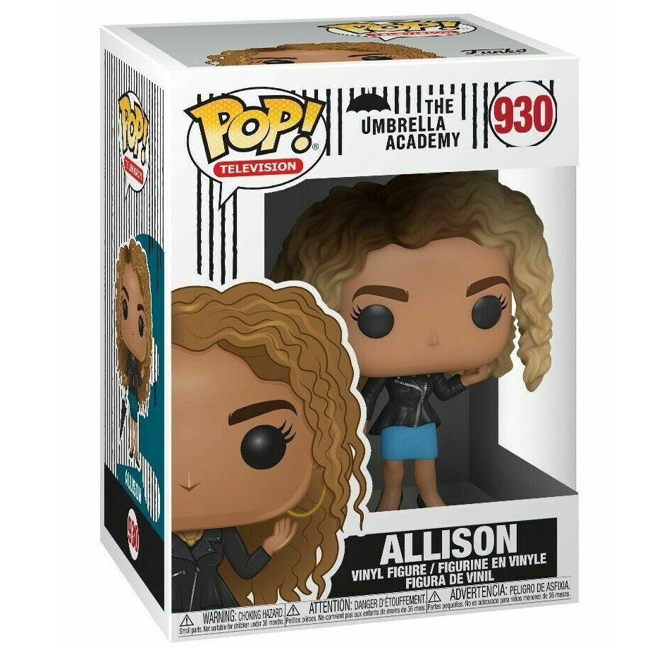 The Umbrella Academy Pop! Vinyl Figure Allison Hargreeves [930]