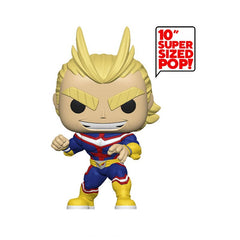 My Hero Academia Pop! Vinyl Figure All Might [10-Inch] [821] - Fugitive Toys