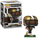 NFL Pop! Vinyl New Orleans Saints Alvin Kamara [139] - Fugitive Toys