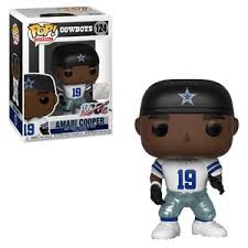 NFL Pop! Vinyl Figure Amari Cooper [Dallas Cowboys] [124]