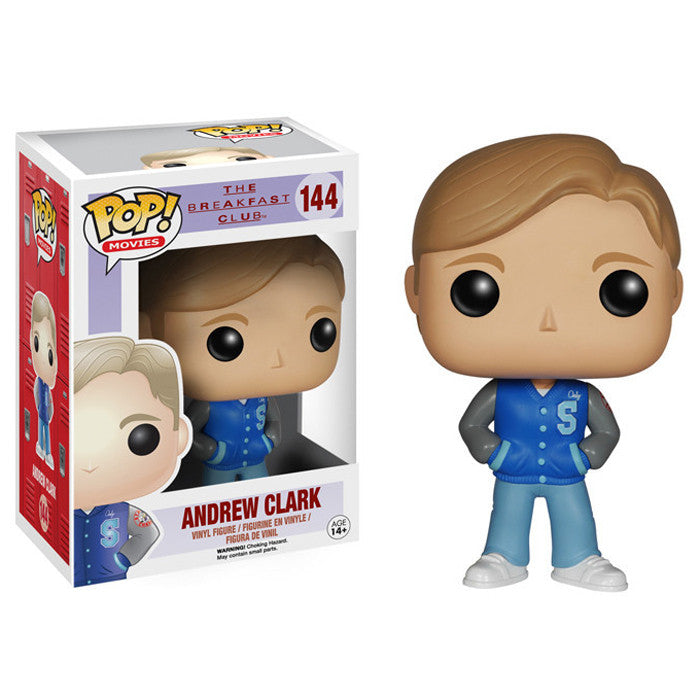 Movies Pop! Vinyl Figure Andrew Clark [The Breakfast Club]