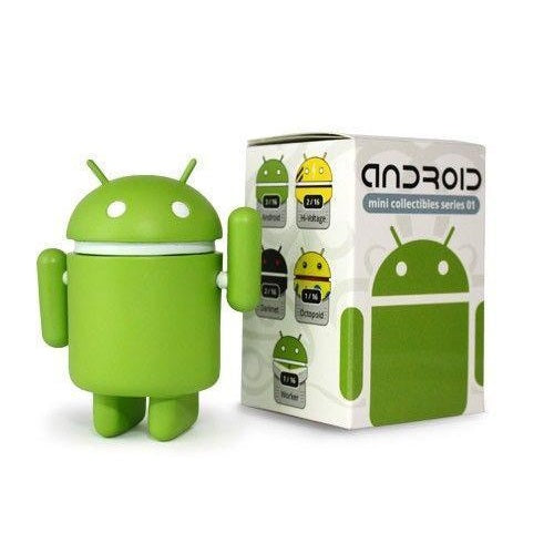 Android Mini Collectibles Series 01 (1 Blind Box)