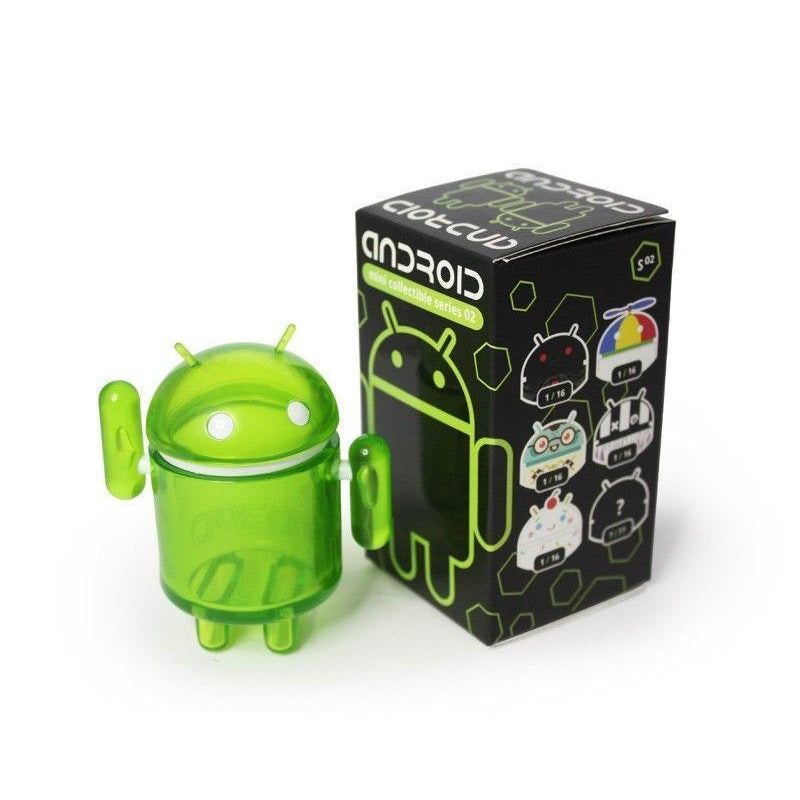Android Mini Collectible Series 2 (1 Blind Box) - Fugitive Toys