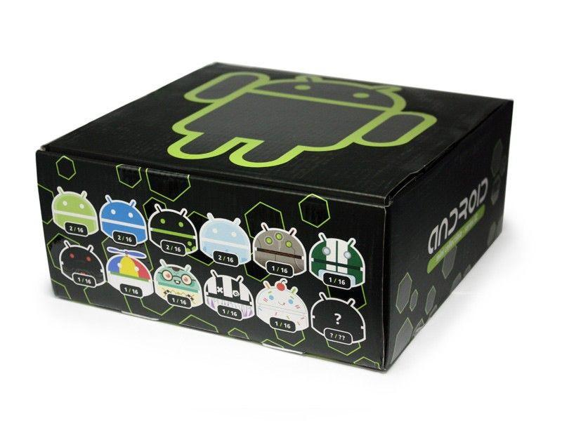 Android Mini Collectibles Series 2 (Case of 16)