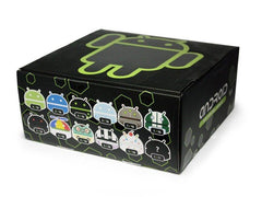 Android Mini Collectibles Series 2 (Case of 16) - Fugitive Toys