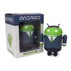 Android Mini Collectible Big Box Edition Vinyl Figure [Business Man]