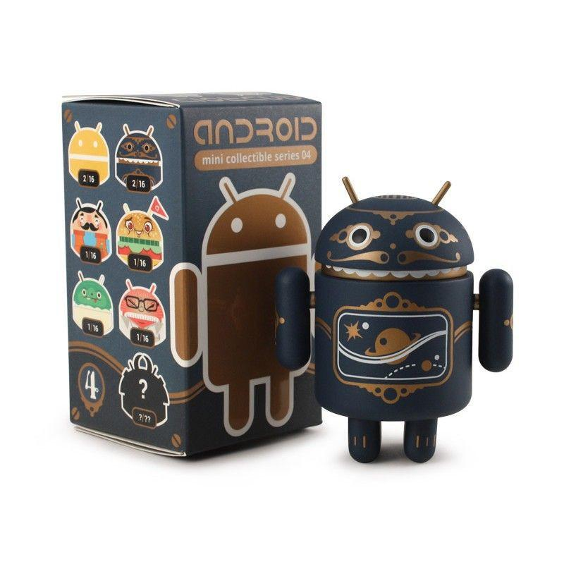 Android Mini Collectible Series 4 (1 Blind Box)