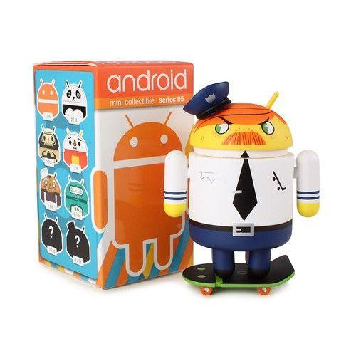 Android Mini Collectible Series 5 (1 Blind Box) - Fugitive Toys