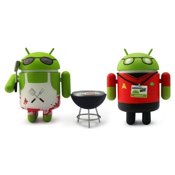 Android Summer Edition: SDCC 2012 Variant Set