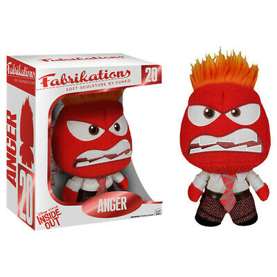 Fabrikations Soft Sculpture by Funko: Anger [Inside Out]