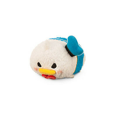 Disney Angry Donald Tsum Tsum Mini Plush