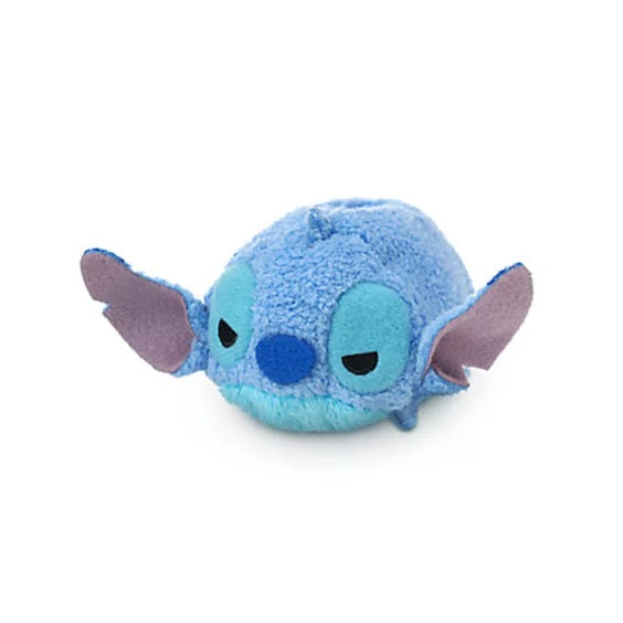 Disney Angry Stitch Tsum Tsum Mini Plush