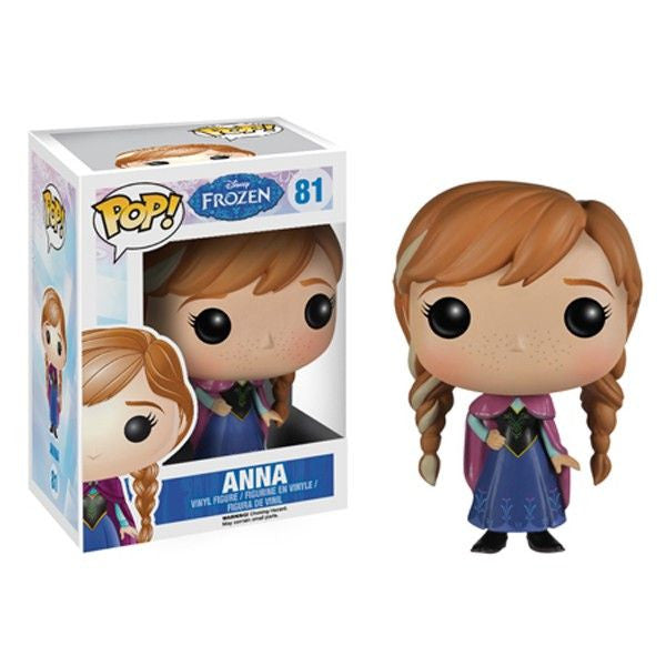 Disney Pop! Vinyl Figure Anna [Frozen]