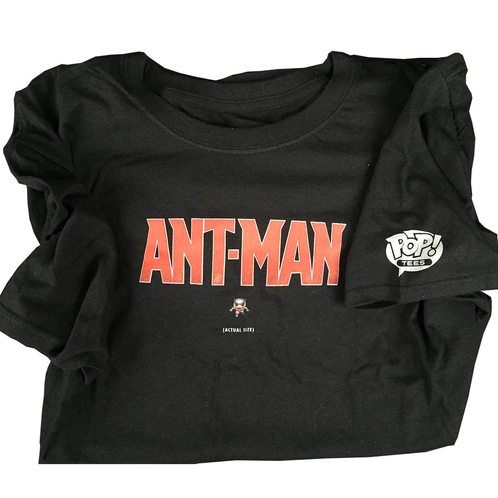 Marvel Pop! Tees Ant-Man - Large