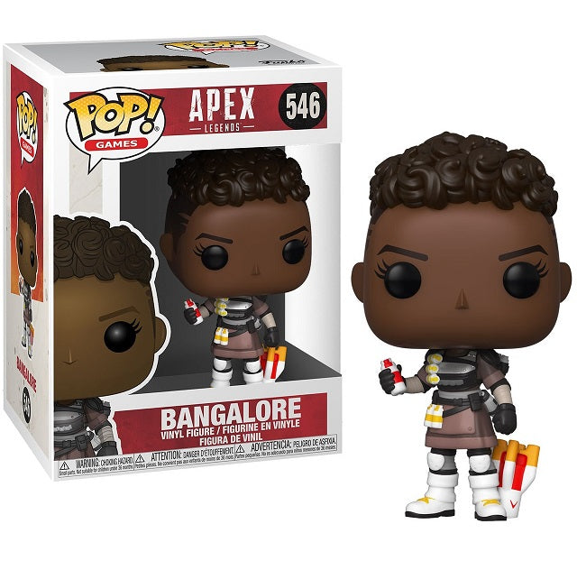 Apex Legends Pop! Vinyl Figure Bangalore [546]
