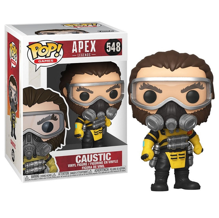Apex Legends Pop! Vinyl Figure Caustic [528]