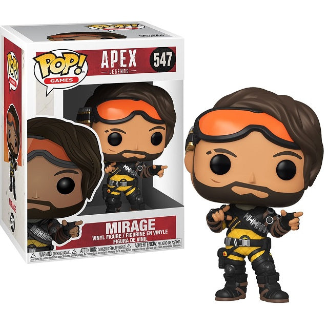 Apex Legends Pop! Vinyl Figure Mirage [547]