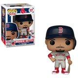 MLB Pop! Vinyl Figure Mookie Betts (New Jersey) [Boston Red Sox] [17]