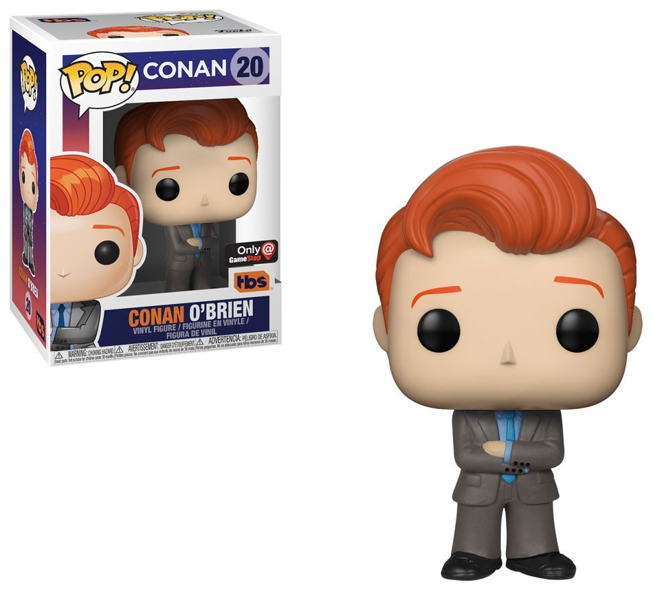 TV Pop! Vinyl Figure Conan O'Brien Suit [Conan] [20]