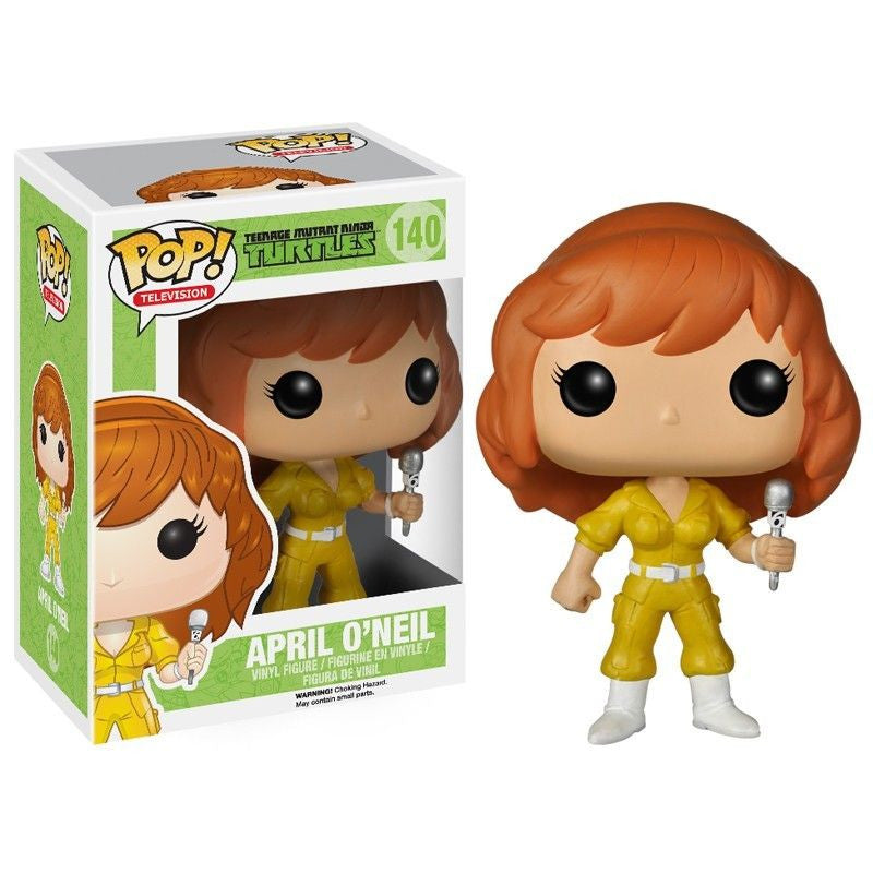 Teenage Mutant Ninja Turtles Pop! Vinyl Figure April O'neil