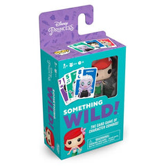 Disney Something Wild Pop! Card Game Disney Princess Ariel - Fugitive Toys