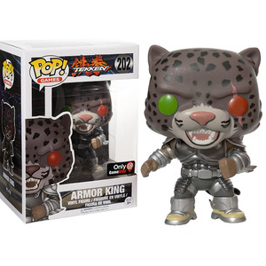 Tekken Pop! Vinyl Figures Armor King [202]