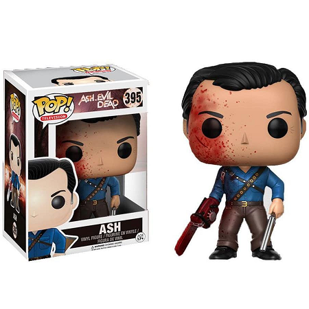 Ash vs Evil Dead Pop! Vinyl Figure Ash (Bloody) [395] - Fugitive Toys