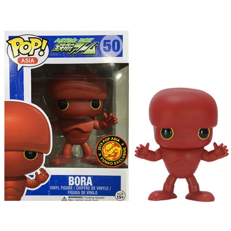 Asia Pop! Vinyl Figure Bora [Astro Boy] Exclusive
