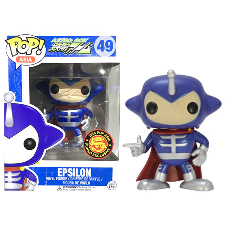 Asia Pop! Vinyl Figure Epsilon [Astro Boy] Exclusive - Fugitive Toys