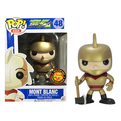 Asia Pop! Vinyl Figure Mont Blanc [Astro Boy] Exclusive - Fugitive Toys