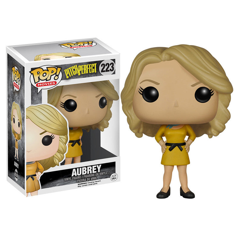 Movies Pop! Vinyl Figure Aubrey [Pitch Perfect]