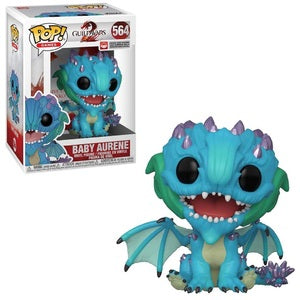 Guild Wars 2 Pop! Vinyl Figure Baby Aurene [564] - Fugitive Toys