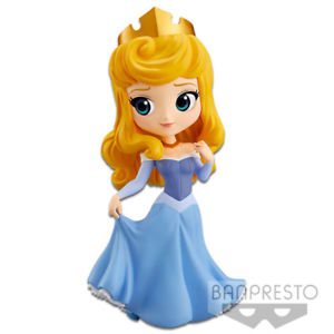 Disney Q Posket Princess Aurora (Blue Dress)
