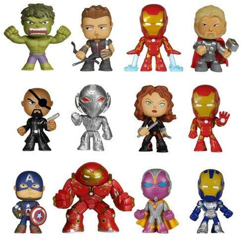 Marvel Avengers: Age of Ultron Mystery Minis: (1 Blind Box)