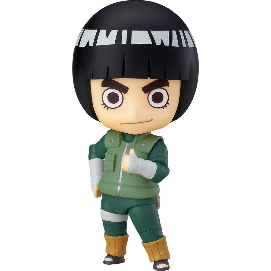 Good Smile Nendoroid Figure Naruto Shippuden Rock Lee (1303)