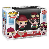 Christmas Pop! Vinyl Figure Peppermint Lane Randy & Rob - Fugitive Toys